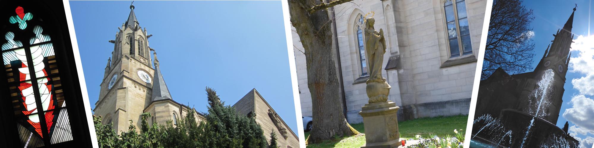 Stadtpfarrkirche Herz Jesu Bad Kissingen