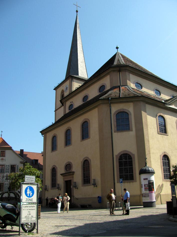 jakobuskirche bad kissingen